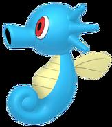 116Horsea Pokémon HOME