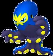 853Grapploct Pokémon HOME