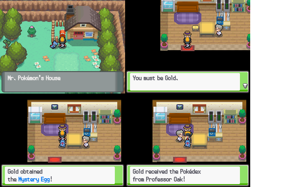 how to play pokemon heartgold on pc