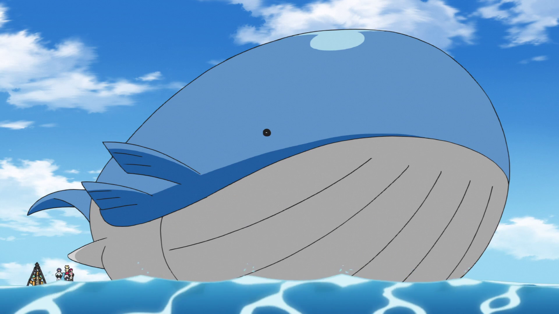 Team Rocket Wailord