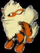 059Arcanine Pokémon PokéPark