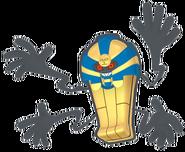 563Cofagrigus Pokémon HOME