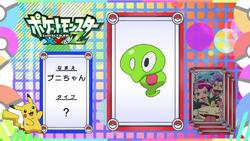 Pokémon Quiz XY093