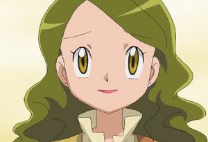 애니메이션에서의 샐리