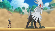 Gladion Silvally Rock