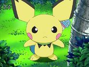 Ukulele Pichu anime