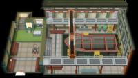 ORAS 해양조선소 1층