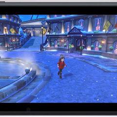 Гемплей игры на Nintendo Switch