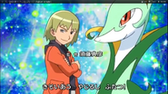 Trip and Serperior