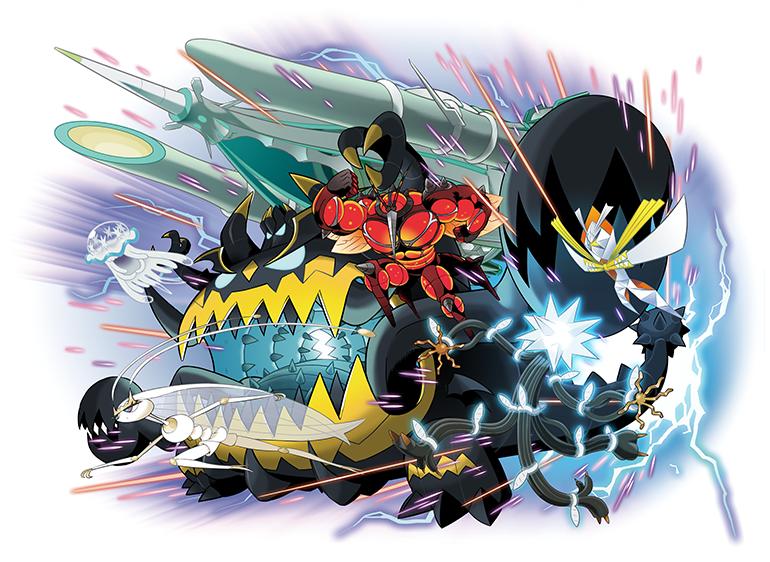 Ultra Beasts Pokémon Wiki Fandom Powered By Wikia