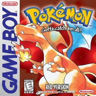Pokemon Red