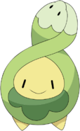 406Budew DP anime