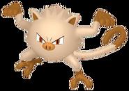 056Mankey Pokémon HOME