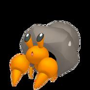 557Dwebble Pokémon HOME