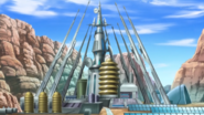 Kalos Power Plant anime