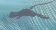 Mew underwater