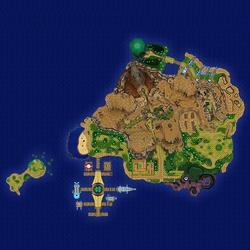 SM 포니섬 맵