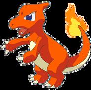 005Charmeleon OS anime