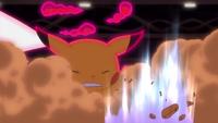 Ash Gigantamax Pikachu Max Strike