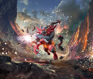 Incineroar Pokemon TCG Sun and Moon