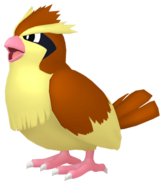 016Pidgey Pokémon HOME