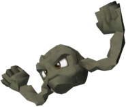 074Geodude Pokemon Colosseum