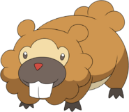 399Bidoof DP anime