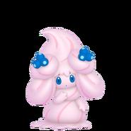 869Alcremie Ruby Cream Berry Sweet Pokémon HOME