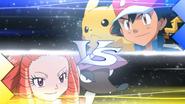 Ash VS Prinses Alie XY018