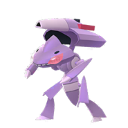 Genesect B-GO