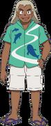 Samson Oak anime