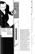 Volume 24 Giovanni profile