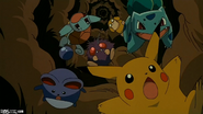 -P-O- Pokemon The Movie 2000 'Pikachu's Rescue Adventure