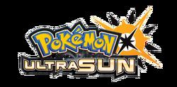 Pokémon Ultra Sun English logo