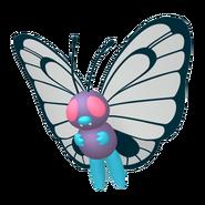 012Butterfree Female Pokémon HOME