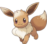 Partner Eevee (Let's Go)
