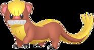 734Yungoos Pokémon HOME