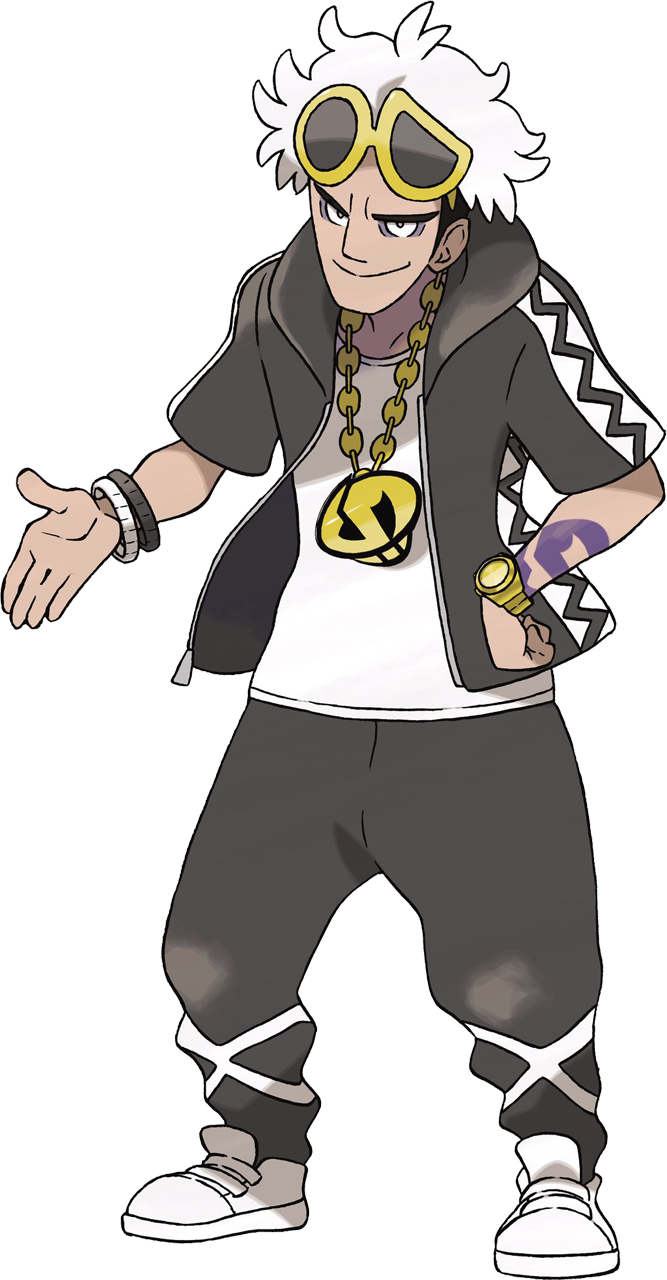 Guzma | Pokémon Wiki | FANDOM powered by Wikia