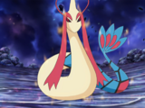 Lusamine's Milotic (anime)