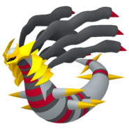 487Giratina Origin Forme Pokémon HOME