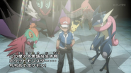 Ash's Team Derde Versie