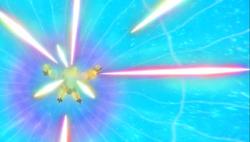 Necrozma Prismatic Laser
