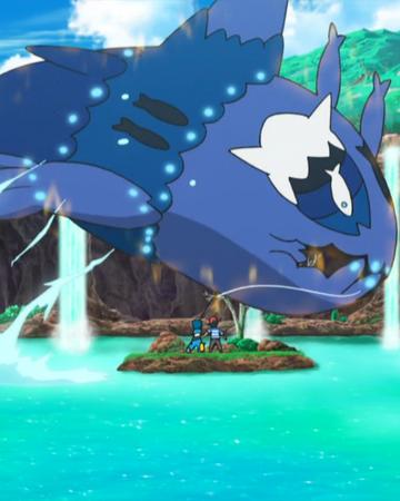 Totem Wishiwashi Anime Pokemon Wiki Fandom