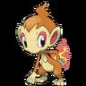 불꽃숭이 공식 일러스트