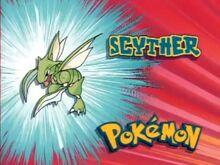 Scyther- Who's That Pokémon