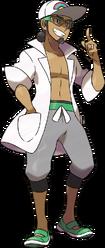 Sun Moon Professor Kukui