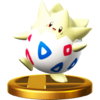 Togepi trophy SSBWU
