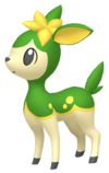 585Deerling Summer Pokémon HOME