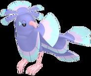 741Oricorio Sensu Style Pokémon HOME
