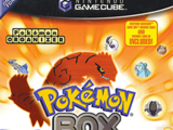 Pokémon Box Ruby and Sapphire